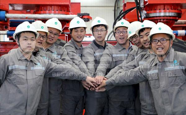 Beston Engineer Team